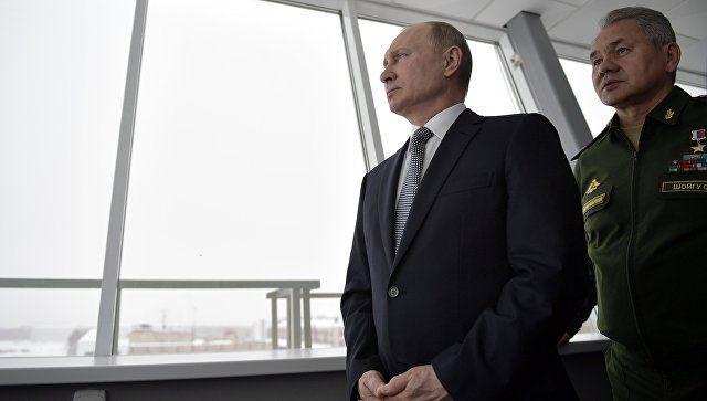 Путин предложил создать гражданскую версию Ту-160