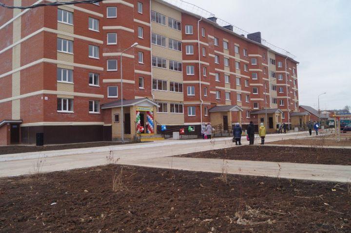 Нациоанальный проект доступное и комфортное жилье в татарстане